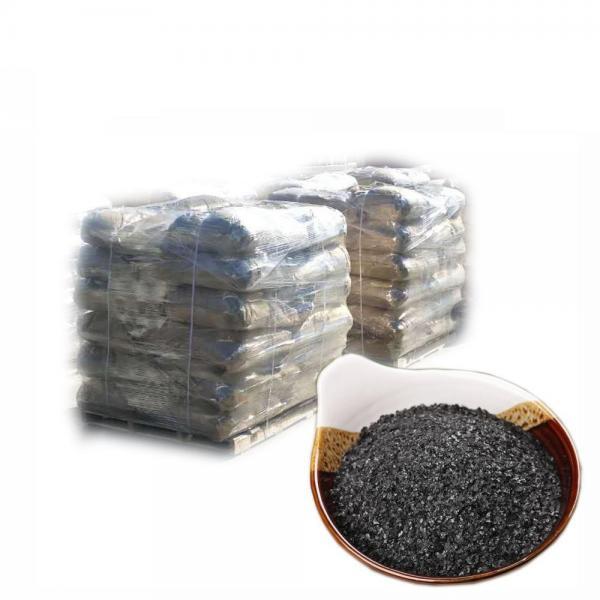 Black Brown Agricultural Seaweed Fertilizer
